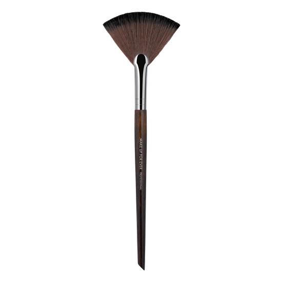 Powder Fan Brush - Medium - 120